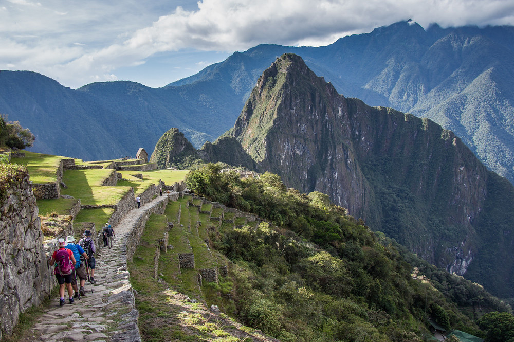 Inca Trail 2 Days to Machu Picchu