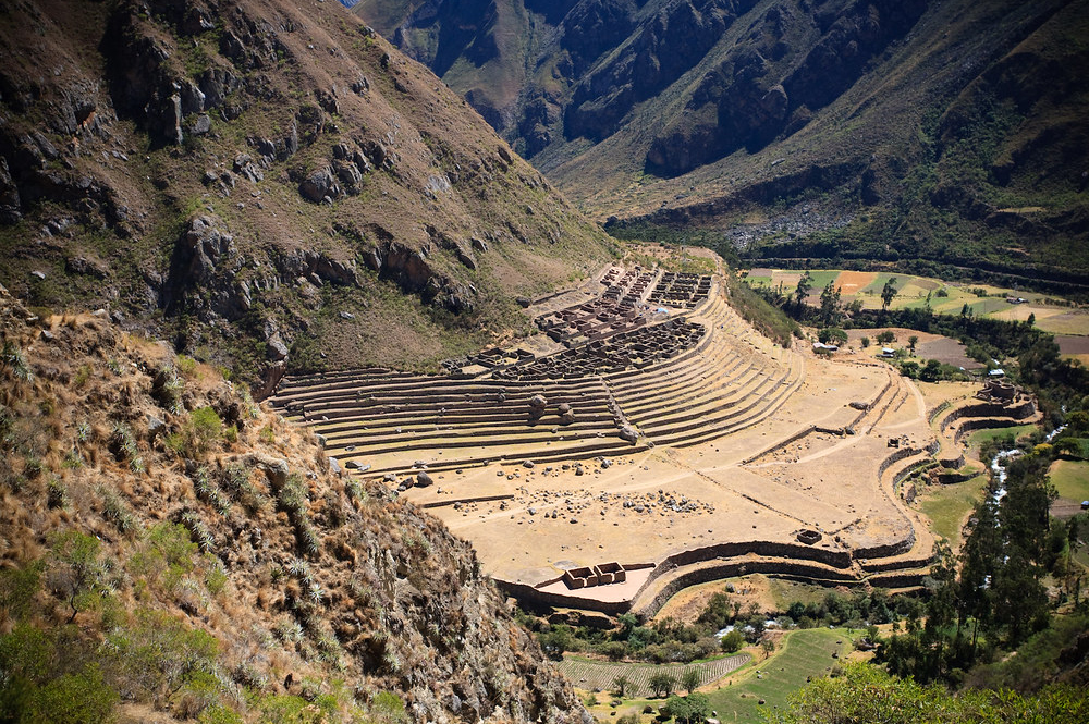 Inca Trail to Machu Picchu 4 Days 3 Nights
