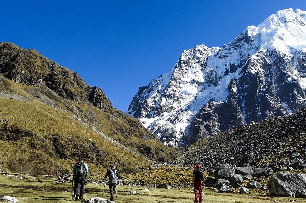 Salkantay Trek 5 Days 4 Nights
